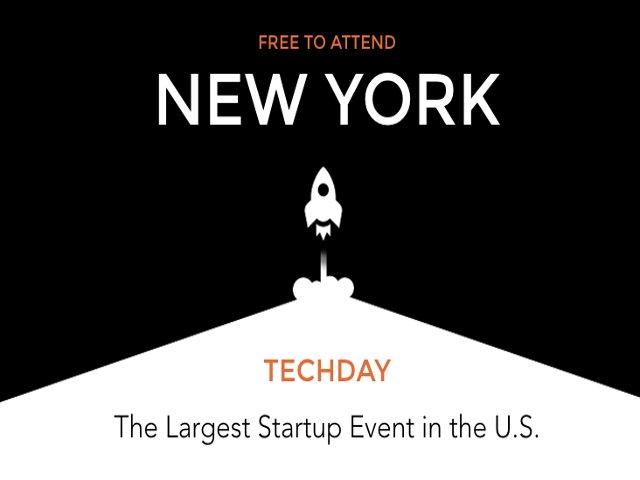 Esta semana en Nueva York un meet up de tecnología