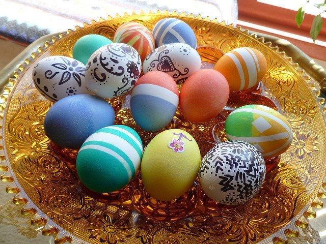 Esta semana en Nueva York una búsqueda de huevos de pascua original