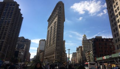 Flatiron Nueva York