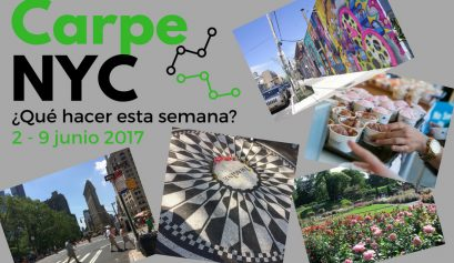 Carpe NYC 2-9-junio 2017