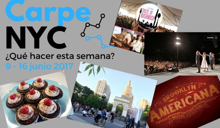 Carpe NYC 9-16 junio 2016