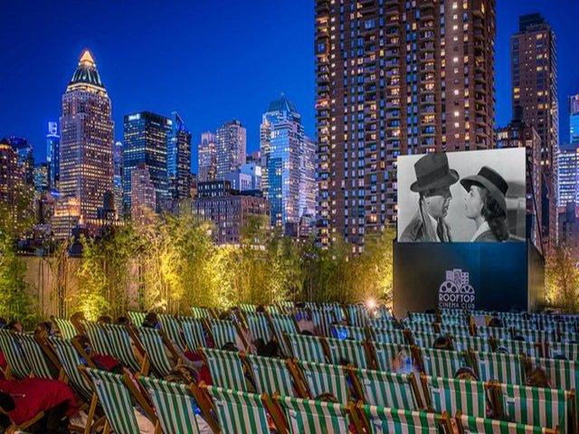 Esta semana en Nueva York cine de verano en Hotel Yotel