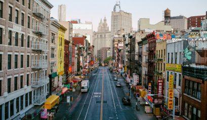 Chinatown Nueva York portada