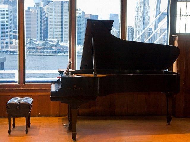 Esta semana en Nueva York Barge Music