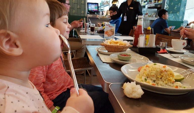 Portada Donde comer con niños en Nueva York