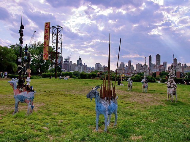 Socrates Sculpture Park Queens Nueva York