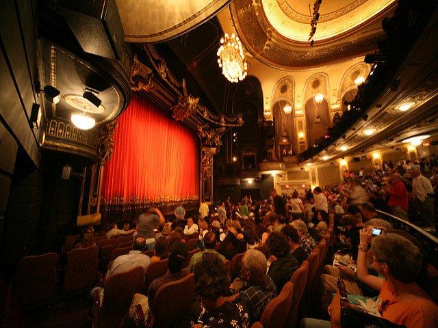 Teatro Majestic en Broadway Nueva York