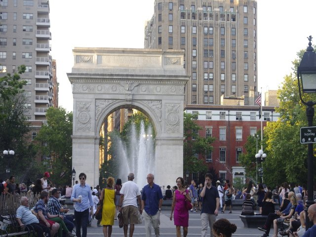 Washington Square Park Nueva York