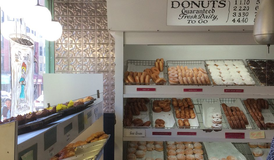 Los donuts de Peter Pan en Brooklyn