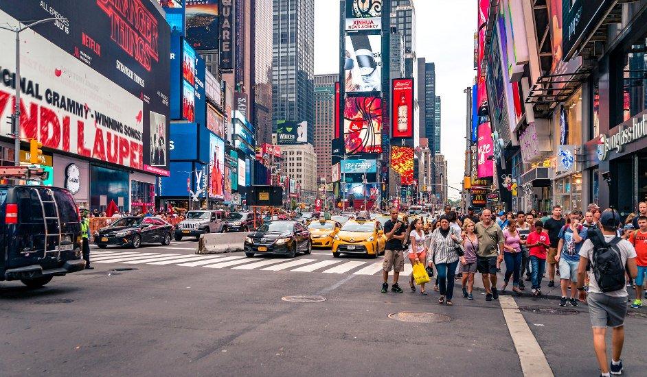 Qué ver en Times Square NY, 20 planes en el corazón que mueve la ciudad