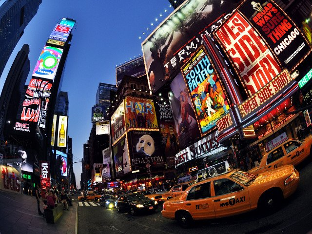 Un consejo para ahorrar en Broadway es usar TKTS