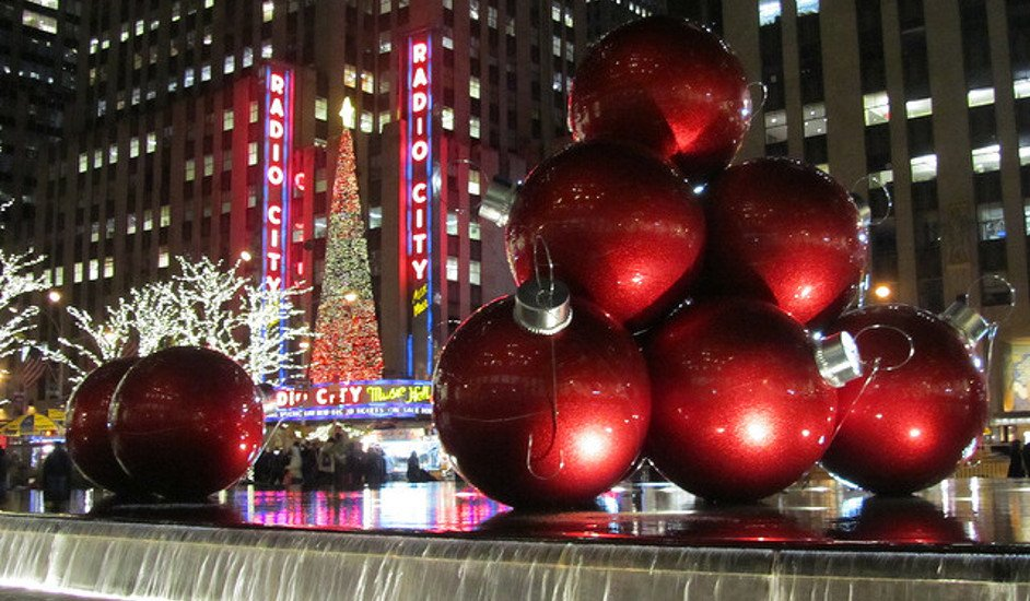 ¿Qué hacer el día de Navidad en Nueva York? El 25 de diciembre la ciudad no duerme.