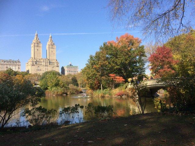 Un paseo en bicicleta por Central Park es una buena opción de la New York Pass