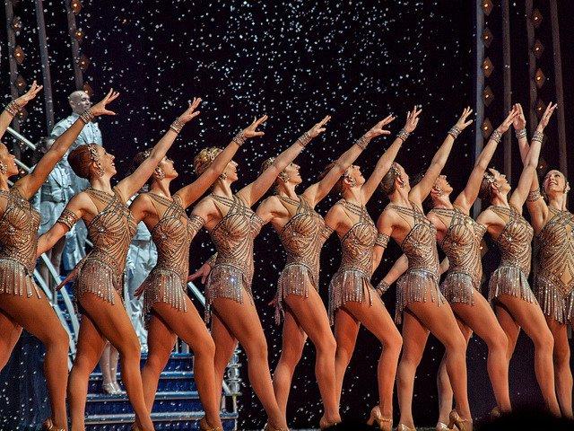 03 Ver el espectáculo de las Rockettes es algo que hacer el día de navidad en Nueva York