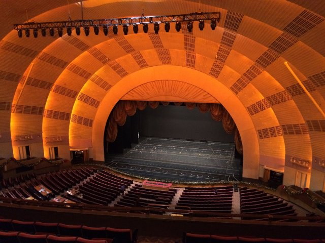 Tour de Radio City Music Hall con la New York Pass