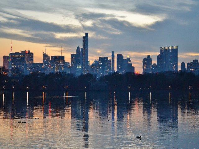 06 Un paseo por Central Park es una buena idea para el día de navidad en Nueva York