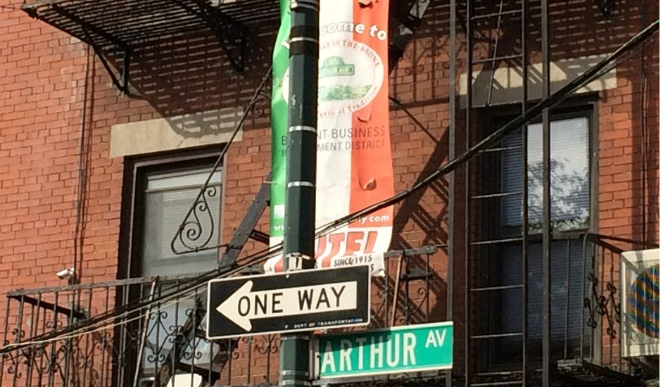 01 Portada Arthur Avenue Bronx