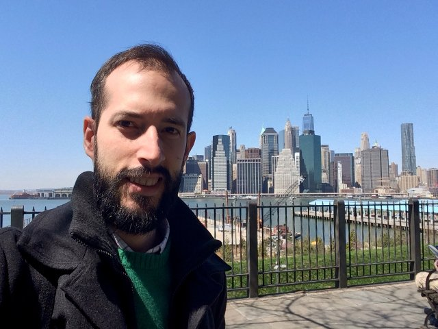 Vistas desde el Brooklyn Heights Promenade