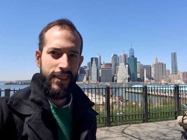 Vistas desde el Brooklyn Heights Promenade