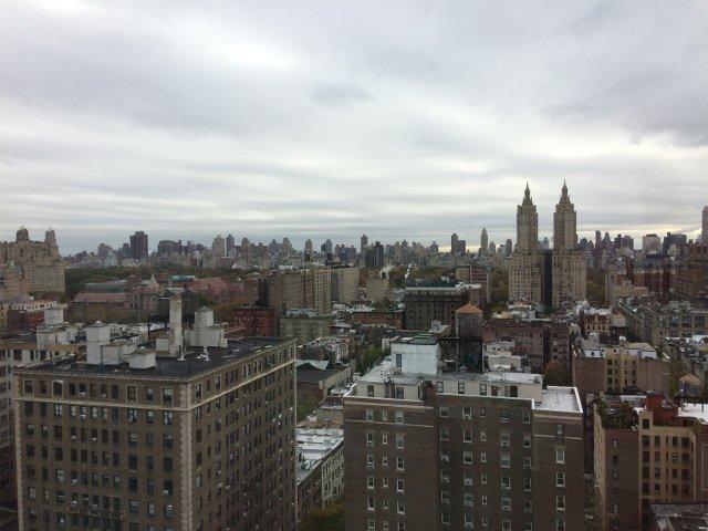 Vistas de Nueva York desde el Hotel Beacon