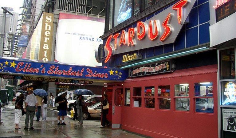 Exterior Ellen's Stardust Nueva York