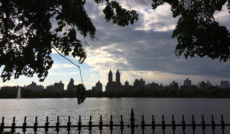 Jacqueline Kennedy Onassis Reservoir Upper East Side