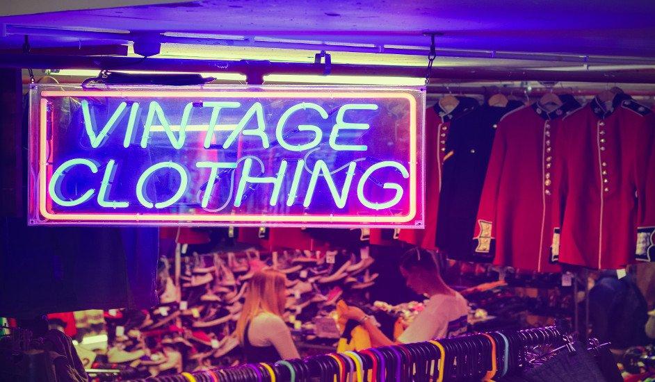 Mejores tiendas segunda mano Nueva York