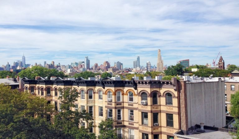 Vistas de Park Slope