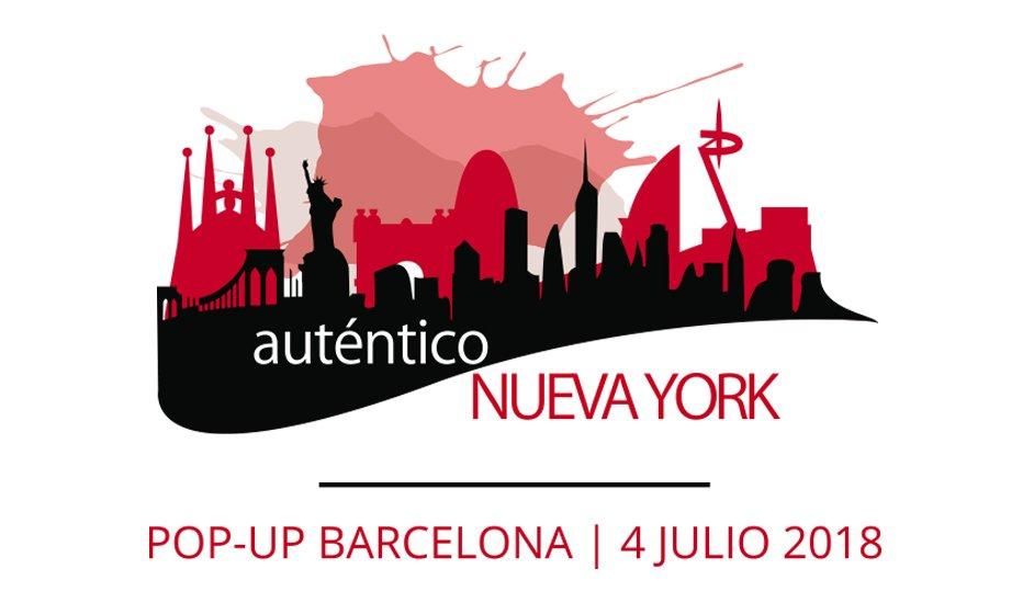 Evento PopUp en Barcelona 4 de julio