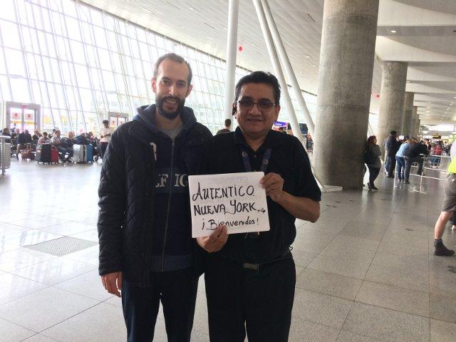 Recogida del traslado privado a la llegada al aeropuerto