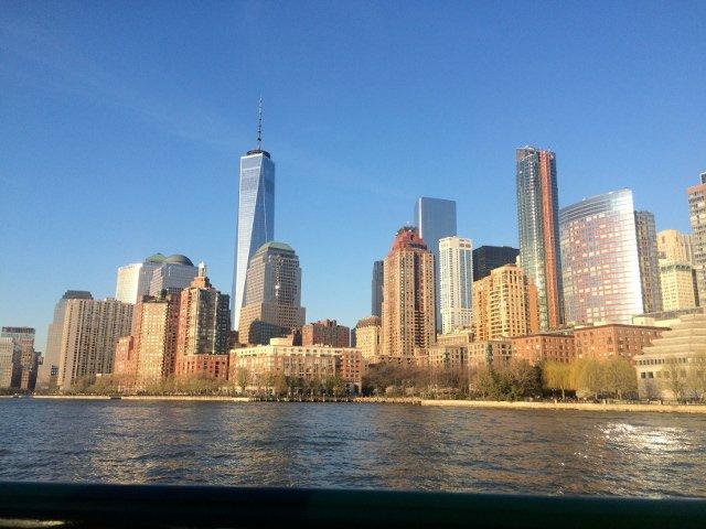 Vistas de Manhattan desde el Crucero Classic Harbor