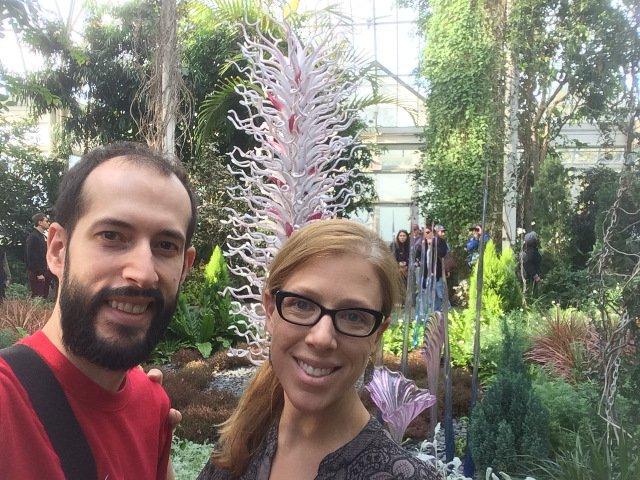 Visitando los Jardines Botánicos del Bronx