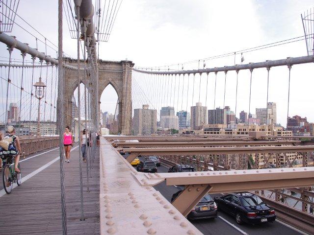 Puente del Puente de Brooklyn