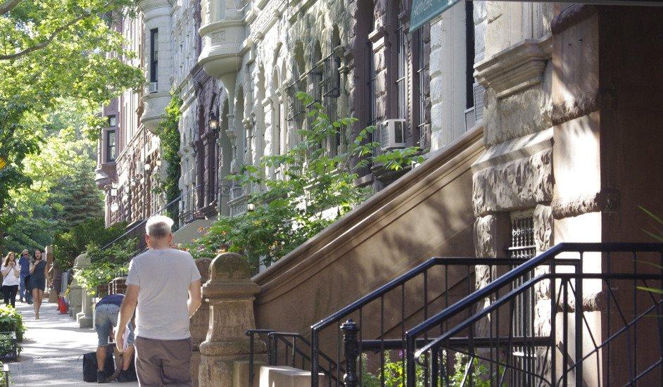 Calles del Upper West Side