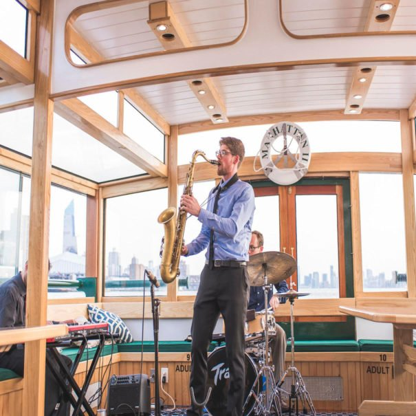 Crucero con jazz en directo