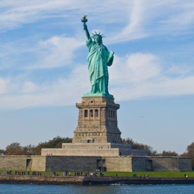 Tour Estatua de la Libertad con Pedestal