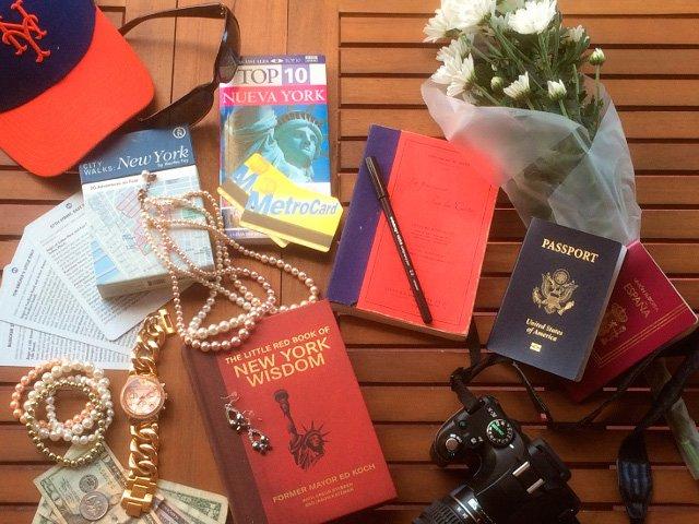 Cosas a llevar en la maleta para un viaje a Nueva York