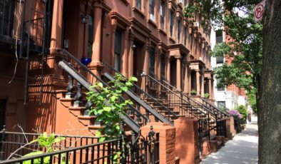 Portada Brownstones de Harlem