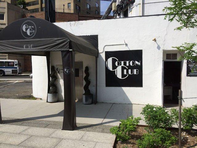 Tour de Harlem Cotton Club