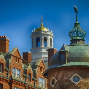 Harvard en Boston