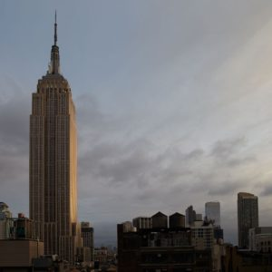 Vistas al Empire State desde Archer Hotel en New York