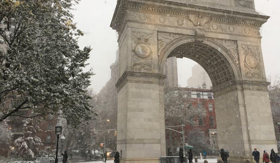 Qué hacer en invierno en Nueva York