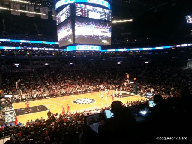 Partido Brooklyn Nets
