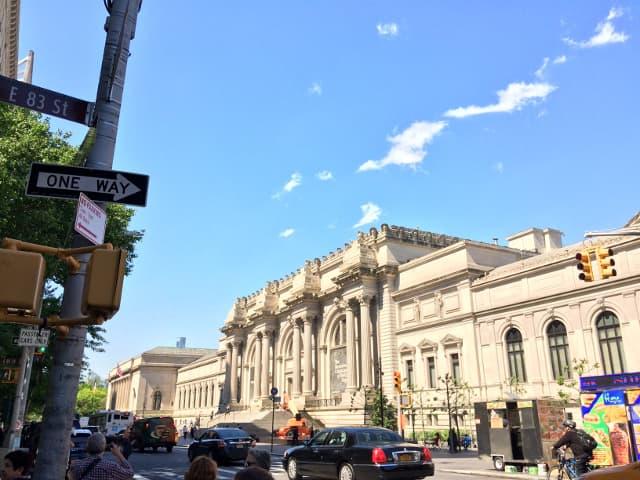 Visitando el Museo Metropolitano