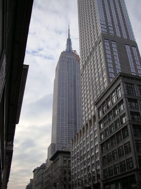 Subiendo al Empire State