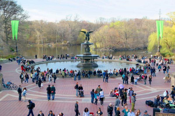 Tour Cine y TV en Central Park