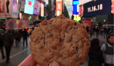 Mejores galletas de Chocolate de Nueva York