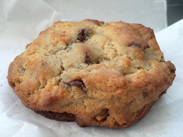 Esta es una de las mejores galletas de chocolate en Nueva York