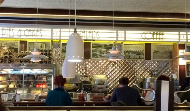 City Diner en el Upper West Side