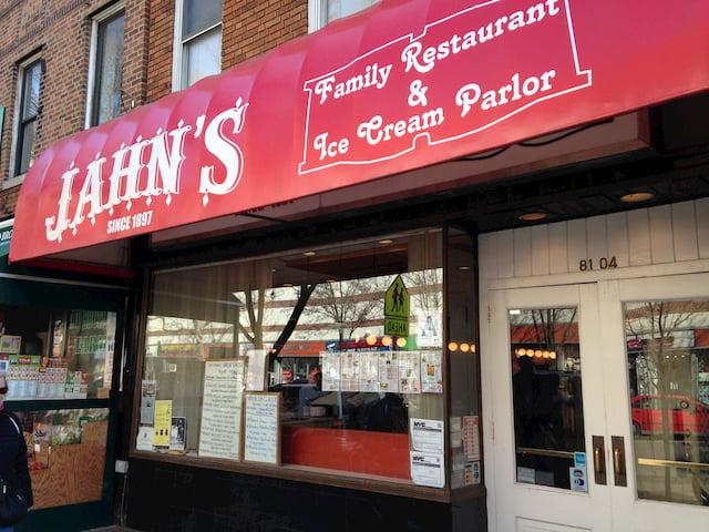 Jahns Diner en Queens